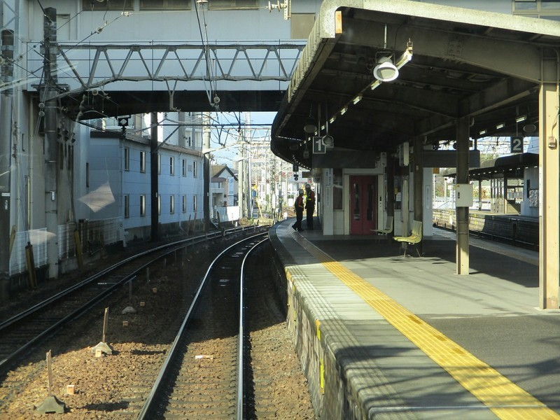 2018.12.12 (22) 須ヶ口いき準急 - 須ヶ口 1800-1350