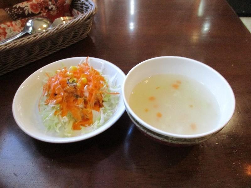 2018.12.12 (36) ビシュヌ - サラダとスープ 800-600