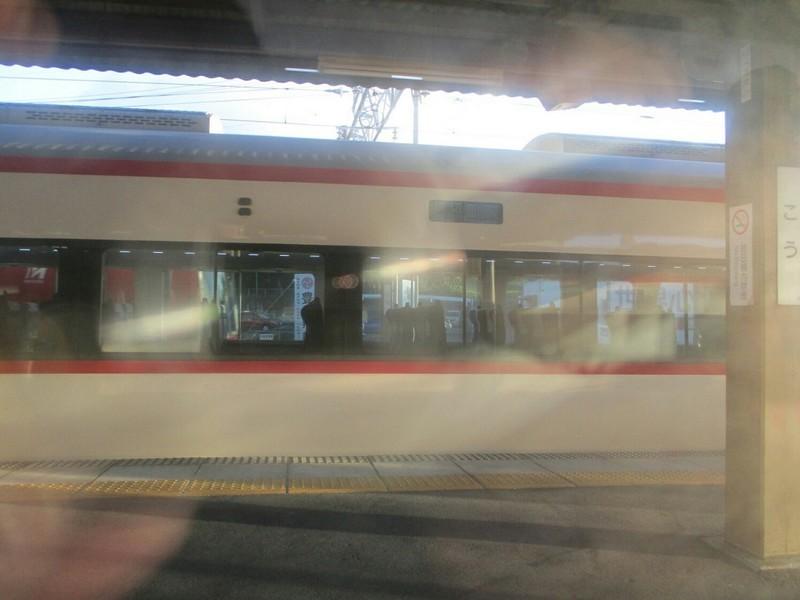 2018.12.14 (11) 豊橋いき特急 - 国府(豊川稲荷いき急行) 1200-900
