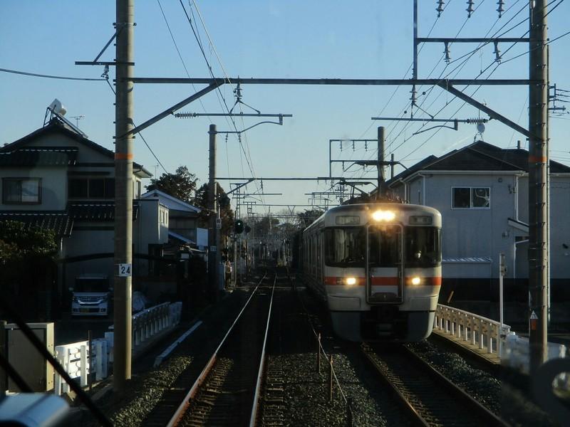 2018.12.14 (26) 天竜峡いきふつう - 小坂井牛久保間(豊橋いきふつう) 1600