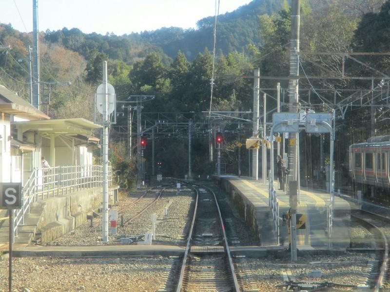 2018.12.14 (61) 天竜峡いきふつう - 本長篠 1400-1050