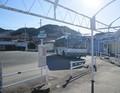 2018.12.14 (75) 本長篠駅前バス停 - 田口いきバス 1930-1500