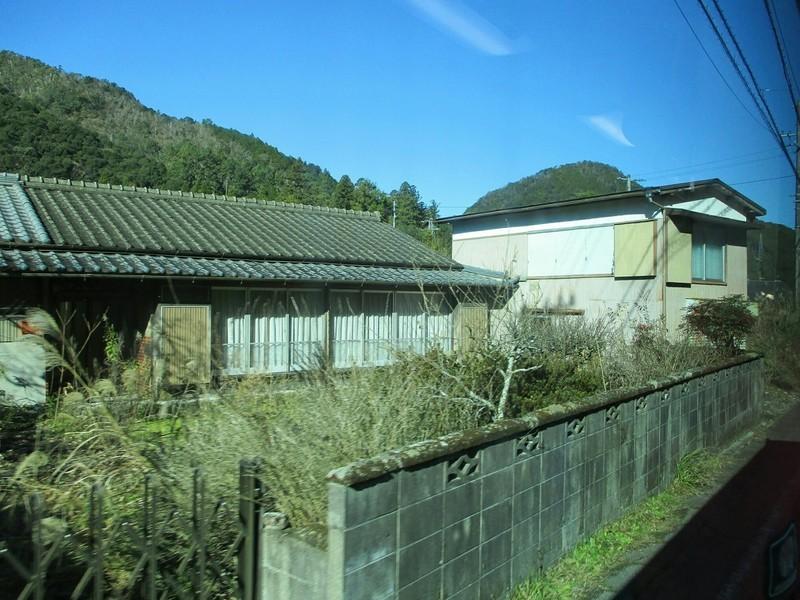 2018.12.14 (98) 田口いきバス - 双瀬(ならぜ)バス停 1200-900