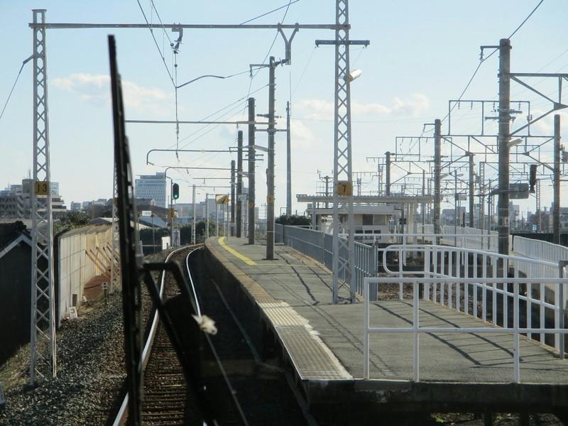 2018.12.14 (181) 豊橋いきワイドビュー伊那路2号 - 下地 2000-1500