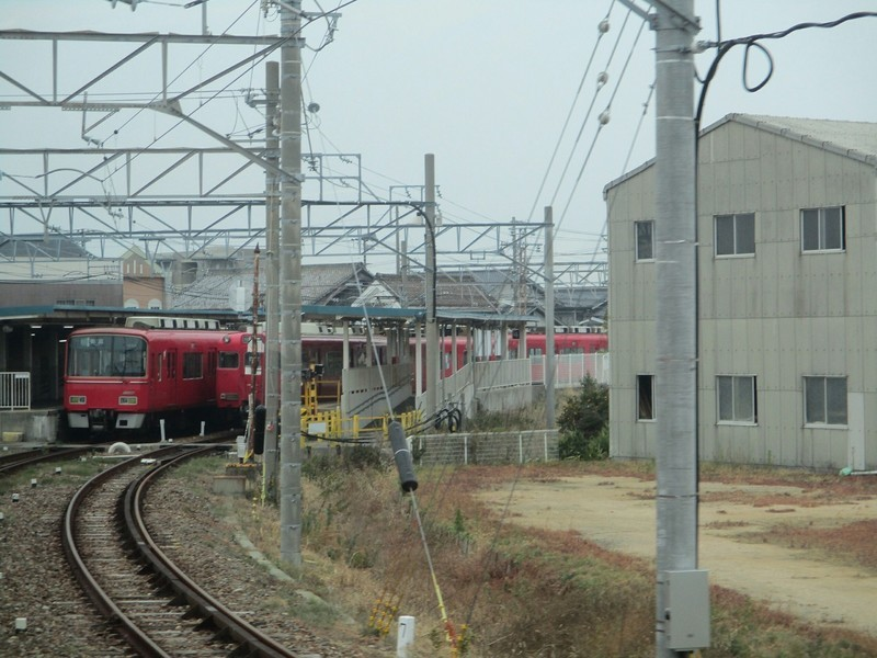 2018.12.20 (20) 蒲郡いきふつう - 吉良吉田すぎ(西尾線電車) 1600-1200