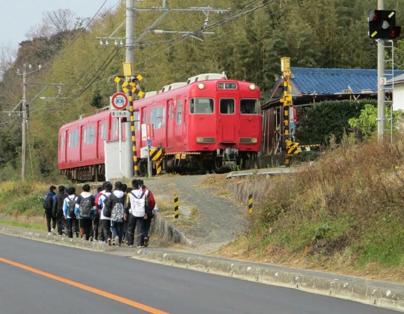 2018.12.20 (35-1) 西高生体感ヲーク - 蒲郡いきふつう 1630-1270