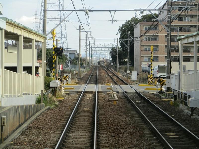 2018.12.26 (2) 東岡崎いきふつう - 宇頭しゅっぱつ 1800-1350