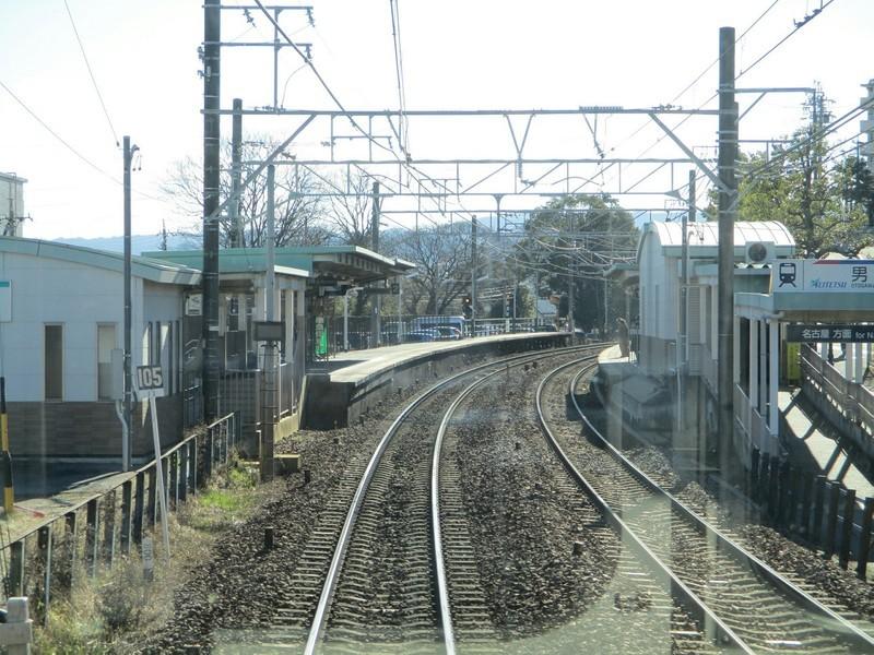2019.1.3 (14) 豊橋いき急行 - 男川 1600-1200