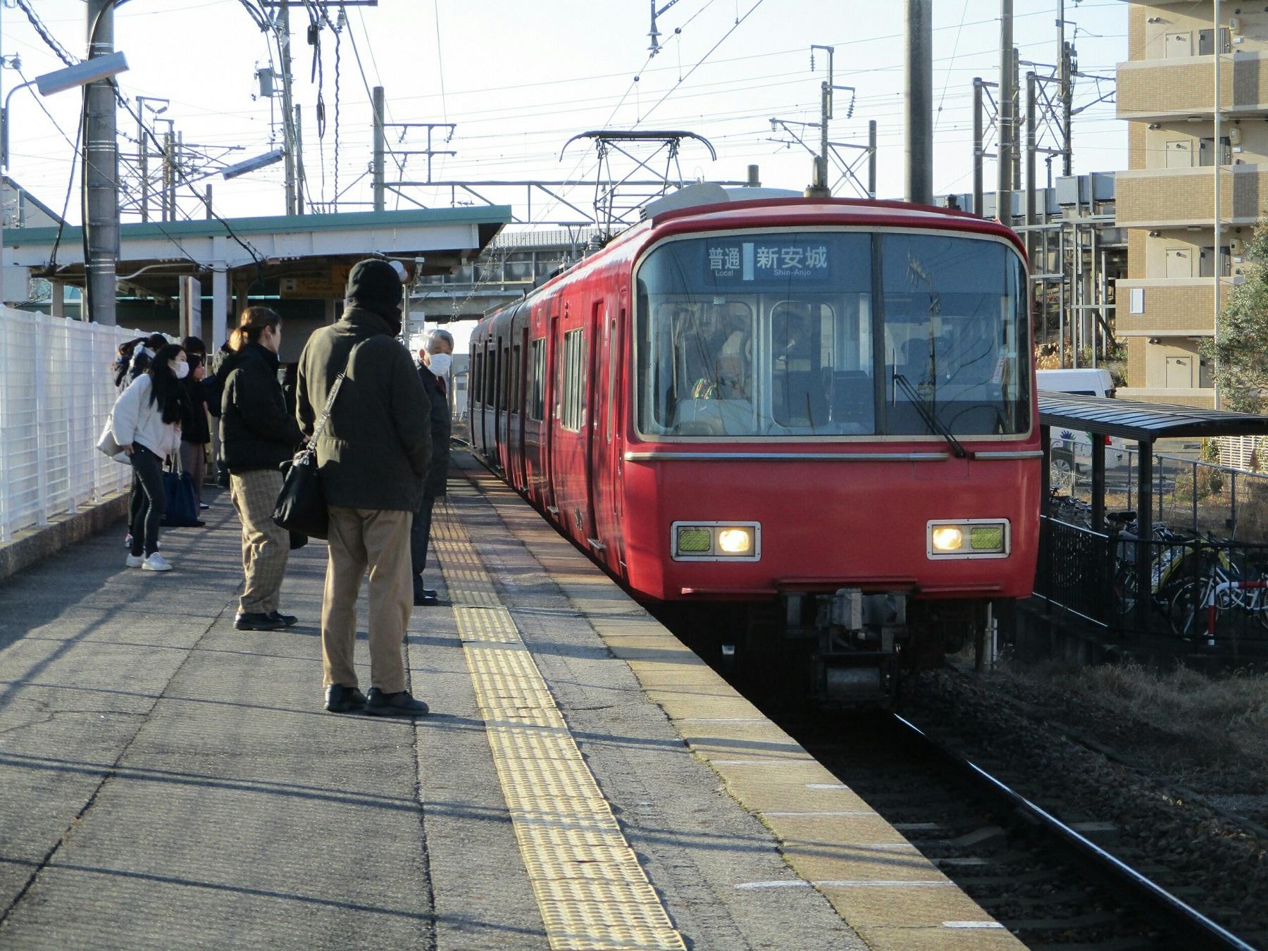 2019.1.7 (1) 古井 - しんあんじょういきふつう 1800-1350