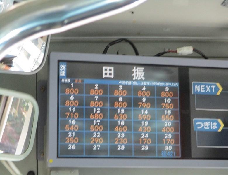 2019.1.7 (34) 足助いきバス - 田振バス停 780-600