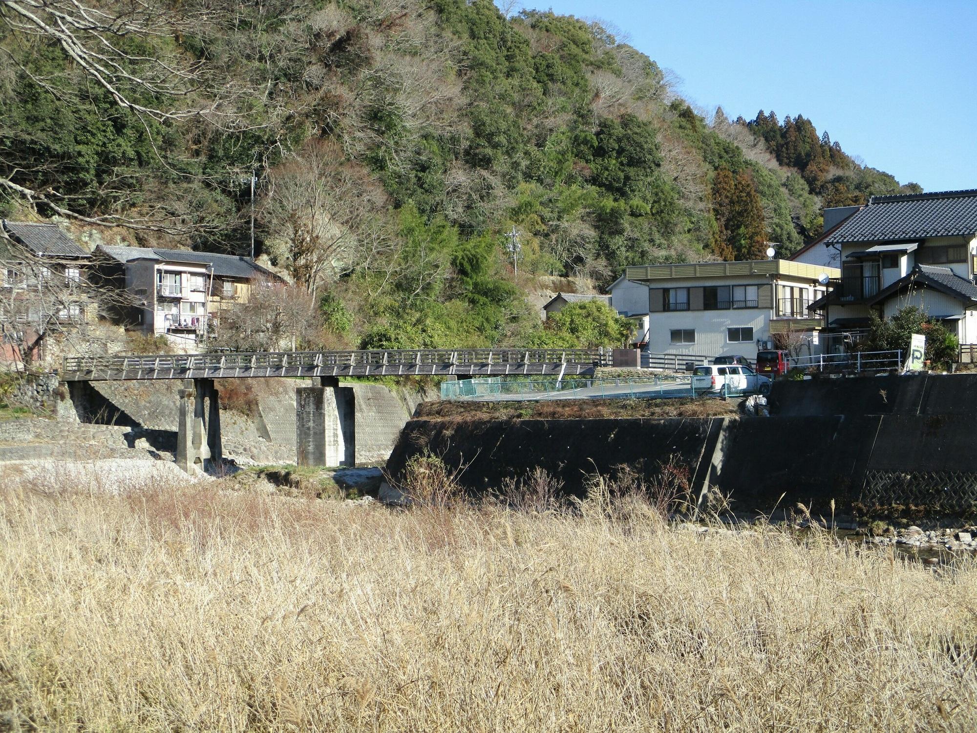 2019.1.7 (41) 足助 - 落合橋 2000-1500