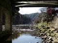 2019.1.7 (42) 足助 - 巴橋のしたから待月橋 2000-1500