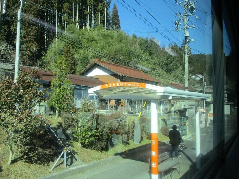 2019.1.7 (65) どんぐりの湯前いきバス - 下黒田バス停 1200-900