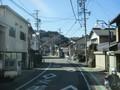 2019.1.7 (70) どんぐりの湯前いきバス - 武節のまちなみ 1800-1350