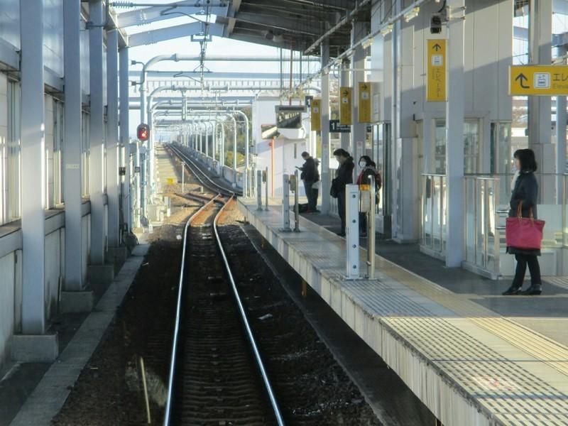 2019.1.9 (11) 猿投いきふつう - 三河八橋 1600-1200