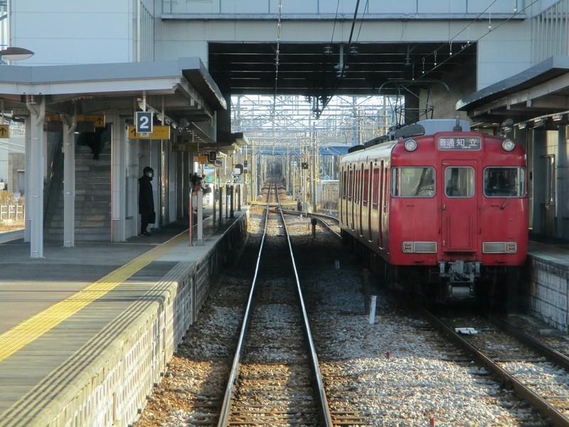 2019.1.9 (16) 猿投いきふつう - 土橋 1600-1200