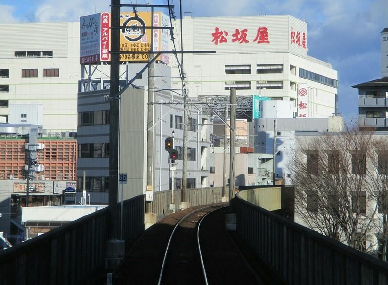 2019.1.9 (19) 猿投いきふつう - 上挙母豊田市間 2000-1470