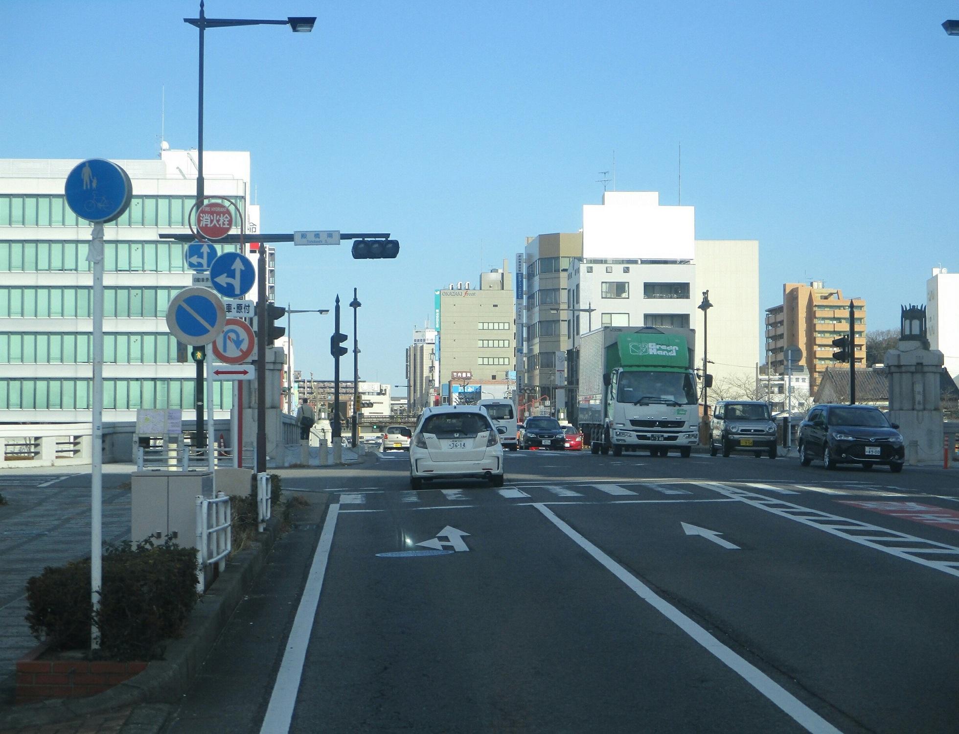 2019.1.11 (7) 足助いきバス - 殿橋をわたる 1960-1500