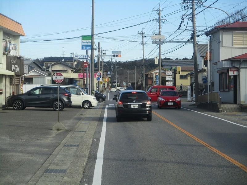 2019.1.11 (24) 足助いきバス - 細川バス停 2000-1500