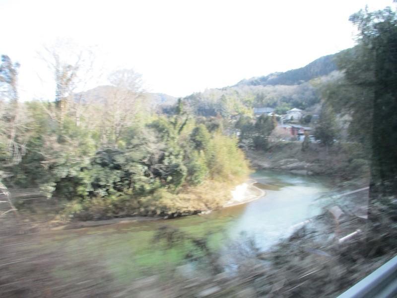 2019.1.11 (39) 足助いきバス - 鍋田上南王滝間(巴川) 1000-750