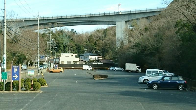 2019.1.11 おいでん (16) 豊田市いきバス - 鞍ヶ池東バス停 1440-810
