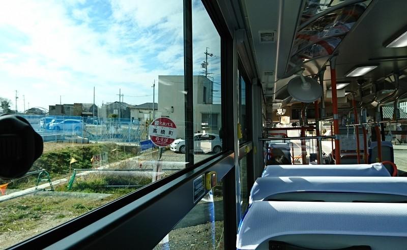 2019.1.11 おいでん (30) 豊田市いきバス - 高橋町バス停 1170-720