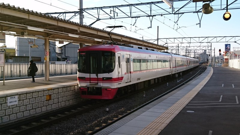 2019.1.11 (106) 知立 - 岐阜いき特急 1920-1080