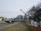 2019.1.15 (21) 乙川人道橋 - 南岸にしから 2000-1500