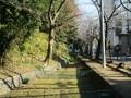 2019.1.16 (19) 断夫山古墳 - 西南かどからひがしむき 1800-1350