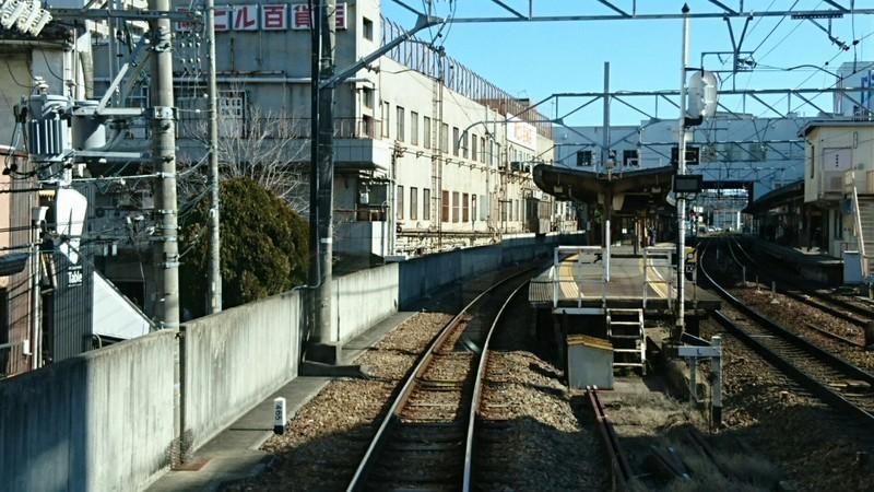 2019.1.18 (15) 東岡崎いきふつう - 東岡崎とうちゃく 1850-1040