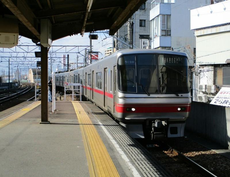 2019.1.21 (7) 東岡崎 - 東岡崎いきふつう 1750-1350