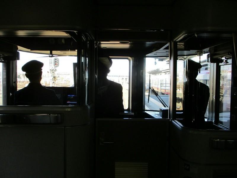 2019.1.24 (7) 飯田いき特急伊那路 - 豊橋しゅっぱつ 1800-1350