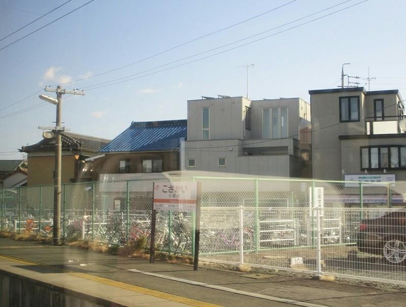 2019.1.24 (12) 飯田いき特急伊那路 - 小坂井 990-750