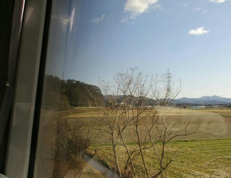 2019.1.24 (21) 飯田いき特急伊那路 - 東上野田城間 1170-900