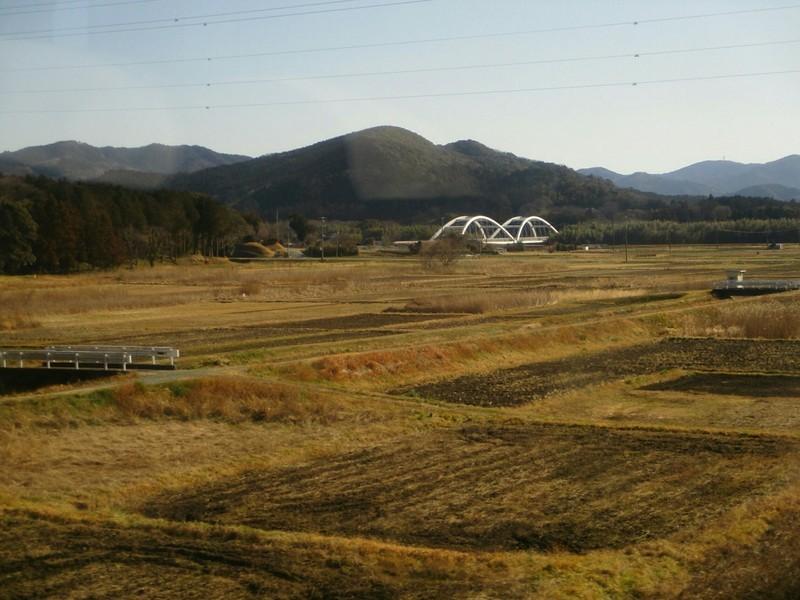 2019.1.24 (22) 飯田いき特急伊那路 - 東上野田城間 1800-1350