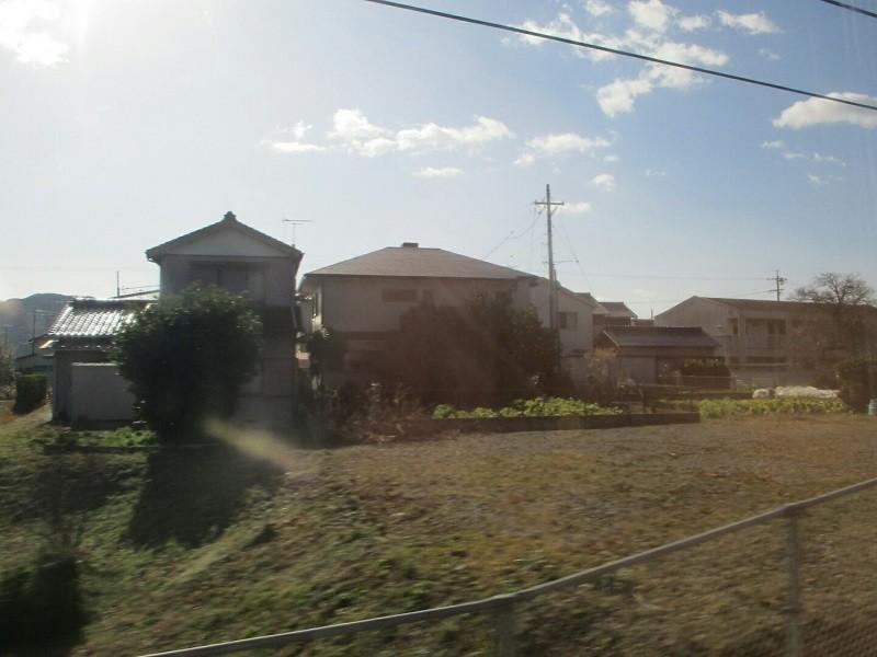 2019.1.24 (27) 飯田いき特急伊那路 - 東新町すぎ 800-600