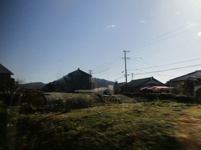 2019.1.24 (28) 飯田いき特急伊那路 - 東新町茶臼山間 800-600