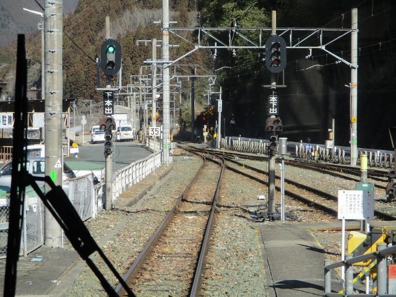 2019.1.24 (90) 飯田いき特急伊那路 - 水窪しゅっぱつ 2000-1500