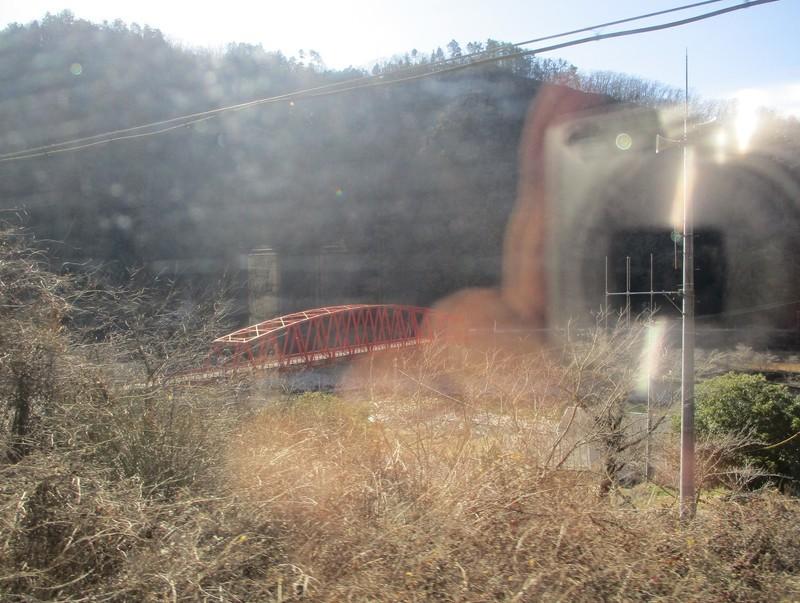 2019.1.24 (110) 飯田いき特急伊那路 - 門島すぎ 1540-1160