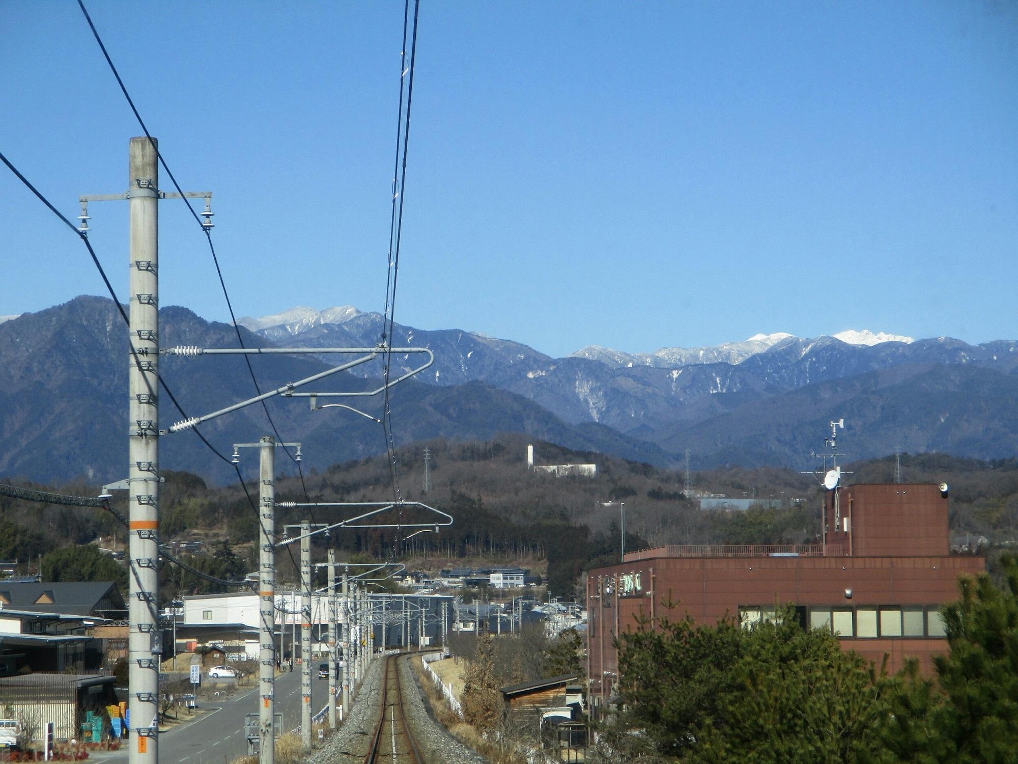 2019.1.24 (124) 茅野いきふつう - 天竜峡川路間 2000-1500