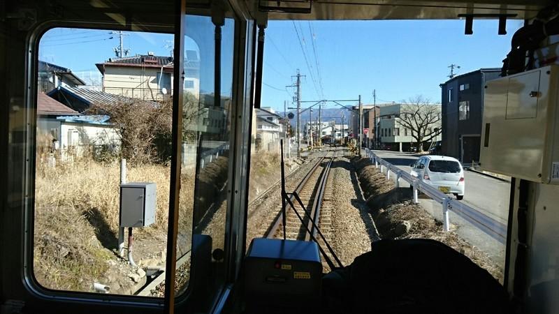 2019.1.24 (155) 茅野いきふつう - 飯田桜町間 1280-720