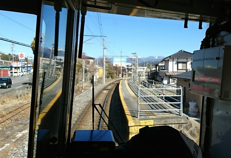 2019.1.24 (166) 茅野いきふつう - 下市田 1400-960
