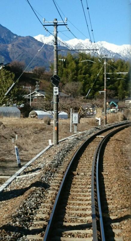2019.1.24 (176) 茅野いきふつう - 山吹伊那大島間 890-1630
