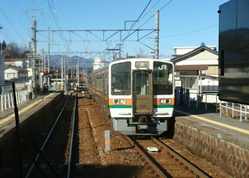 2019.1.24 (235) 茅野いきふつう - 沢渡 1450-1040