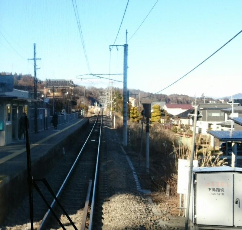 2019.1.24 (237) 茅野いきふつう - 下島 1040-990