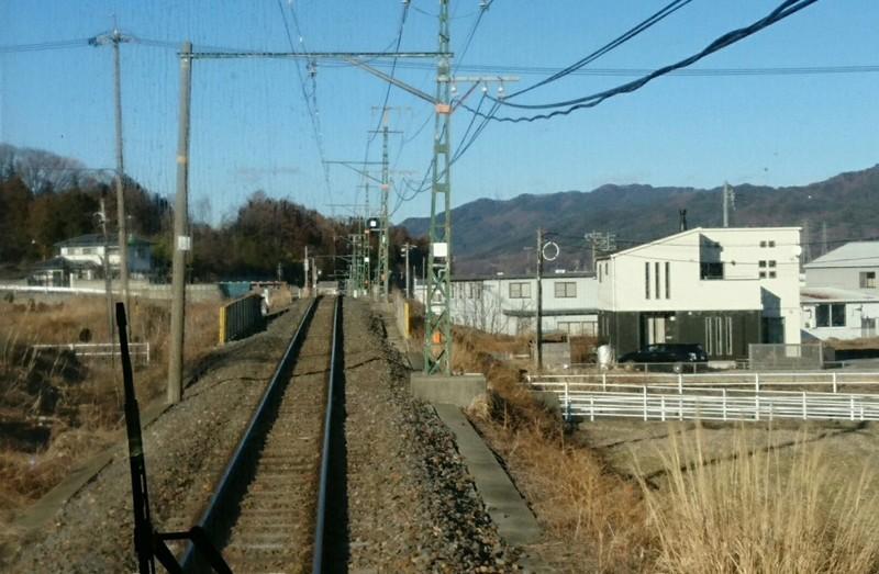 2019.1.24 (250) 茅野いきふつう - 田畑北殿間 1240-810