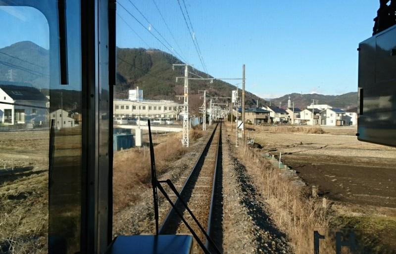 2019.1.24 (271) 茅野いきふつう - 伊那新町宮木間 1260-810