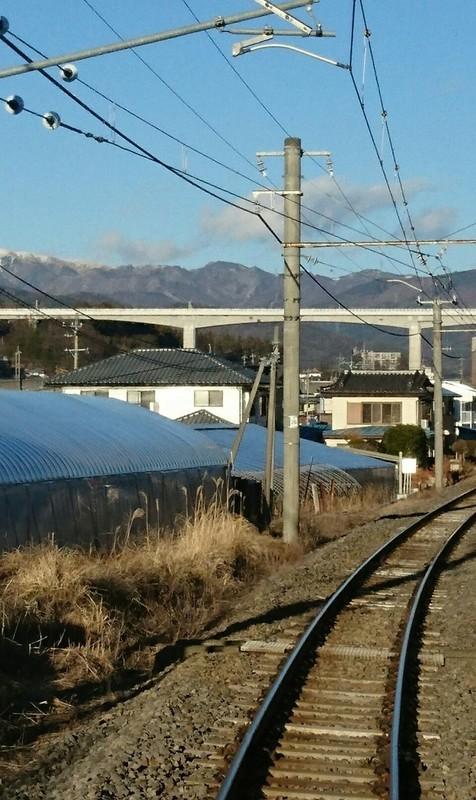 2019.1.24 (290) 茅野いきふつう - 川岸岡谷間 810-1360
