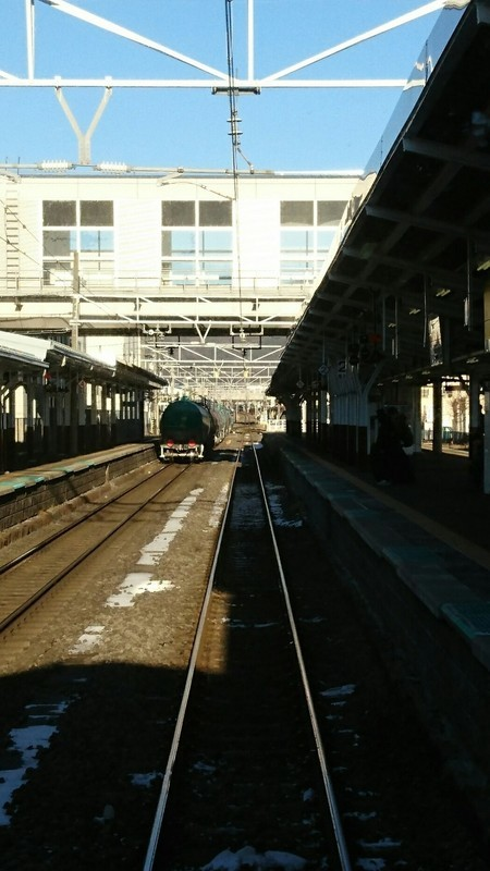2019.1.24 (296) 茅野いきふつう - 岡谷 1040-1850
