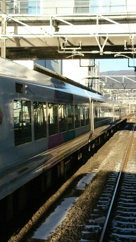 2019.1.24 (300) 茅野いきふつう - 岡谷(あずさ26号) 810-1440